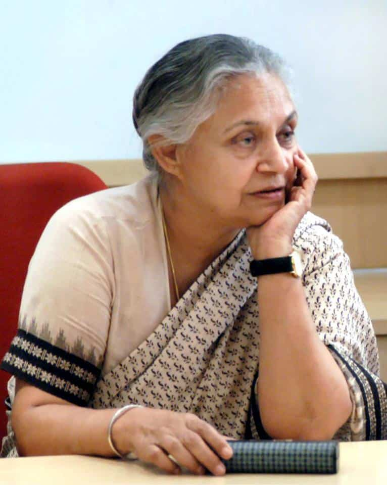 Sheila Dikshit Wiki, Age, Biography, Husband, Net Worth & More 5