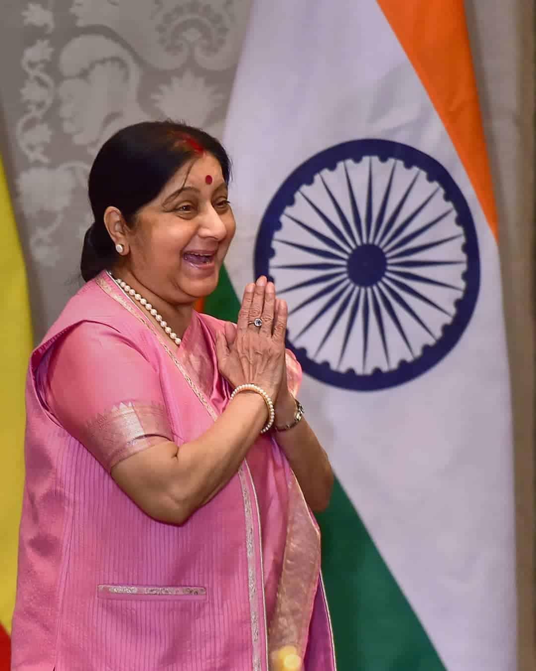 Sushma Swaraj Wiki, Age, Biography, Husband, Net Worth & More 3