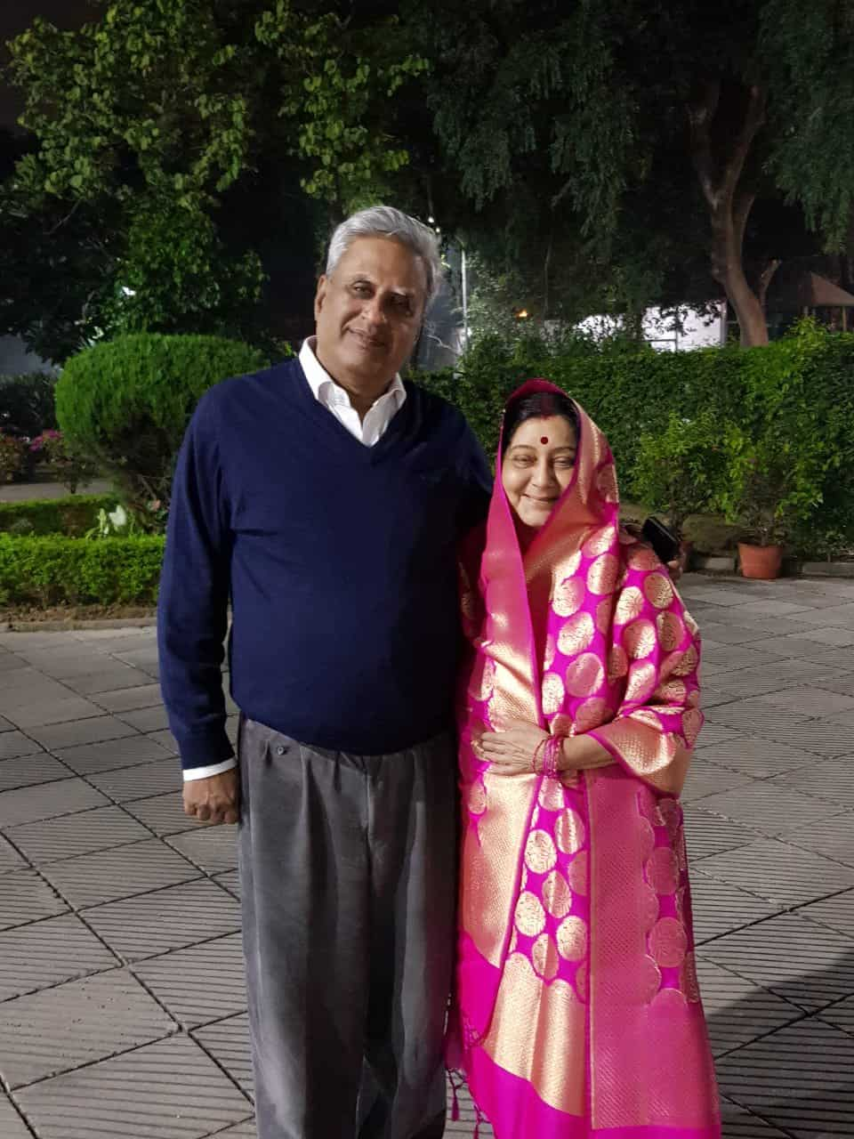 Sushma Swaraj Wiki, Age, Biography, Husband, Net Worth & More 2