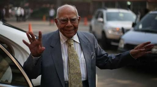 Ram Jethmalani Wiki, Age, Biography, Wife, Net Worth & More 10