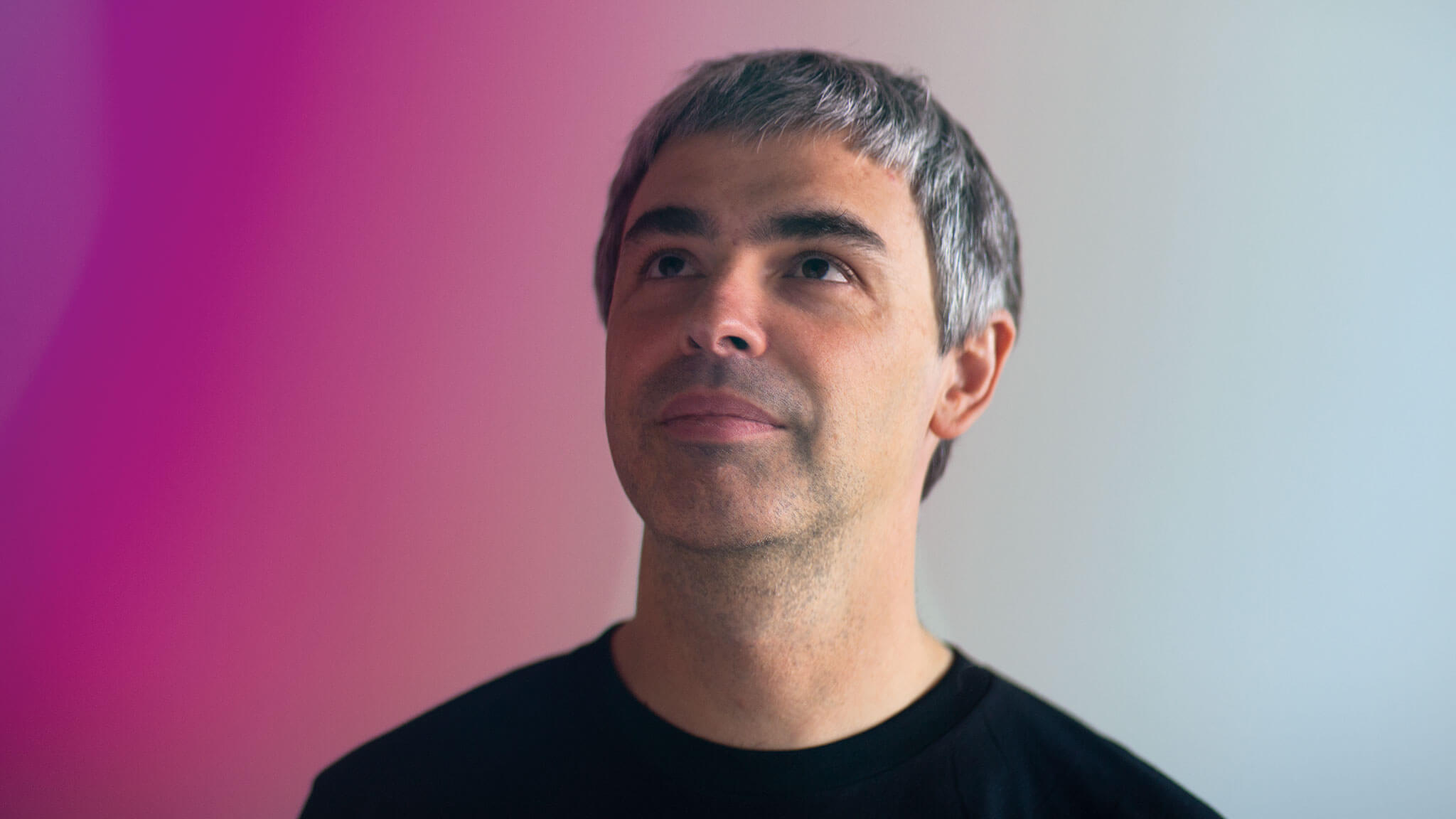 Larry Page Biography, Age