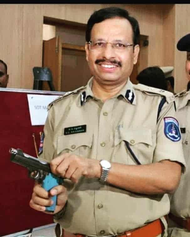 V.C. Sajjanar Wiki, Profile