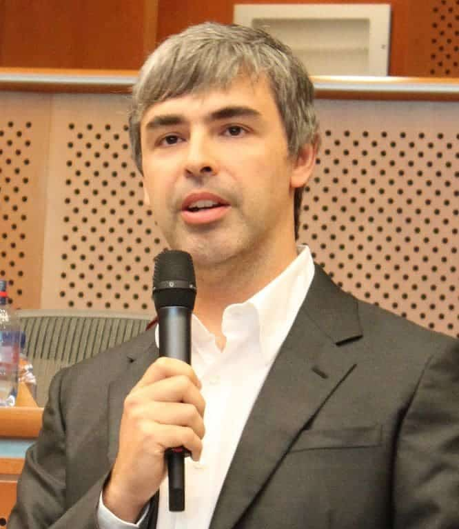 Larry Page Biography, Age, Wife, Salary, Net Worth, Wiki, & More 1