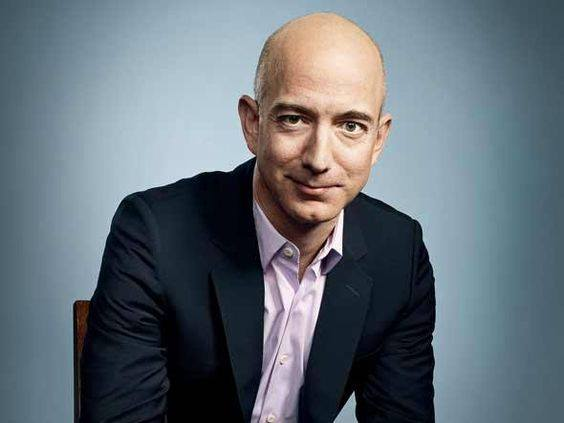 Jeff Bezos Biography, Age, Wife, Family, Net Worth & More 1